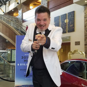 The Maestro Of Magic - Corporate Magician / Emcee in Vancouver, British Columbia