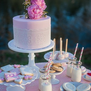 Dolce Designs - Cake Decorator / Candy & Dessert Buffet in Houston, Texas