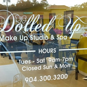 Dolled Up Makeup Studio - Makeup Artist / Mobile Spa in Jacksonville, Florida