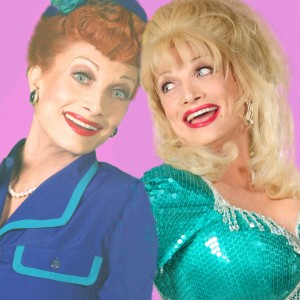 Dolly Parton and Lucille Ball Impersonator - Comedian / Country Band in Atlanta, Georgia