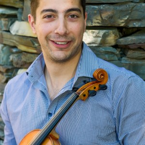 Dominic Greene Music - Violinist in Saint John's, Newfoundland
