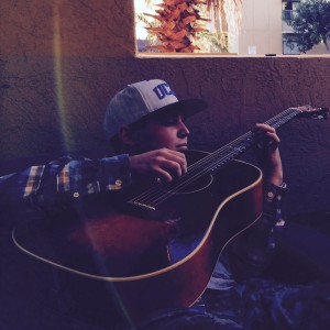 Dominic Stepanian - Guitarist in Nevada City, California