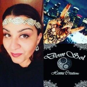 DomSol Henna Creations - Henna Tattoo Artist in Houston, Texas
