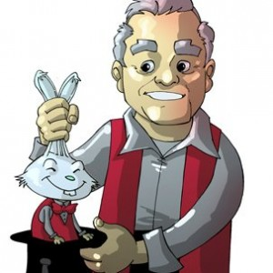 "Don Christian, ""Magicman"" - Children's Party Magician / Halloween Party Entertainment in Ocala, Florida"