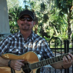 Don Holmes, Singer Guitar-Slinger - Singing Guitarist in Pensacola, Florida