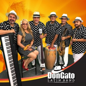 DonGato Latin Band - Latin Band / Spanish Entertainment in Sacramento, California