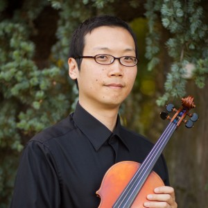 Dongbin Shin - Violinist in West Hartford, Connecticut