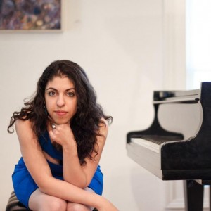 Donia Jarrar - Classical Pianist in Ann Arbor, Michigan