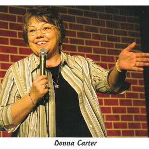 Donna Carter - Stand-Up Comedian in Murfreesboro, Tennessee