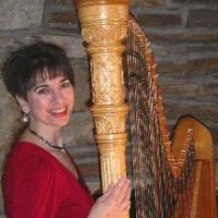 Donna Germano - Harpist in Asheville, North Carolina