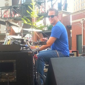 Donnie Morris - Drummer in Nashville, Tennessee
