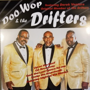 Doo Wop and The Drifters - Singing Group in Branson, Missouri