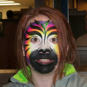 Doodle Faces - Face Painter / College Entertainment in Conover, North Carolina