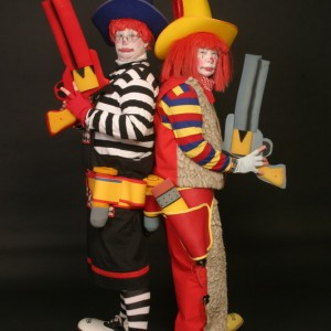 Doodle & Tater - Clown / Costumed Character in Atlanta, Georgia