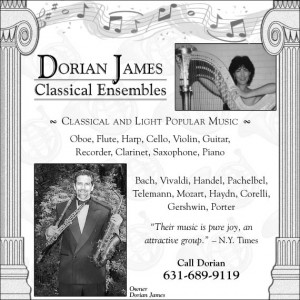 Dorian James Entertainment - Classical Ensemble / Balloon Twister in Stony Brook, New York