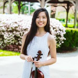 Dorothy Chung - Violinist / Wedding Entertainment in Athens, Ohio