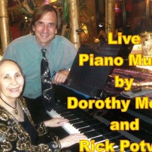 Dorothy Motto & Rick Potvin Restaurant PianoVocals - Pianist / Singing Pianist in Phoenix, Arizona