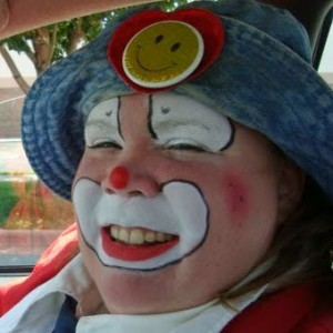 Dot the Clown - Clown in Justice, Illinois