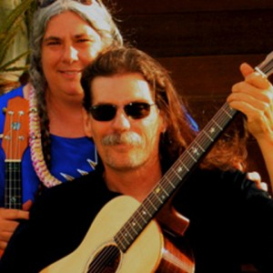 Doug and Sandy McMaster - Acoustic Band / Storyteller in Hanalei, Hawaii