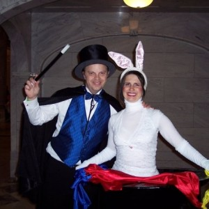 Doug Roy - Family Magician & Magic Class Teacher - Children's Party Magician in Salt Lake City, Utah