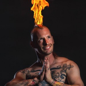 Doug the Demon - Fire Performer / Outdoor Party Entertainment in Peace River, Alberta