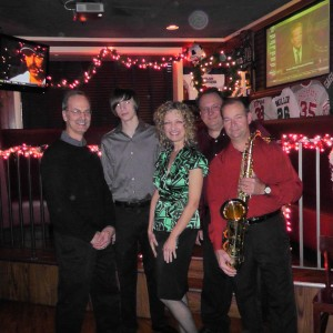 Doreen Grimaldi and Down A Fifth - Jazz Band / Holiday Party Entertainment in Smithtown, New York