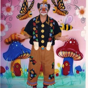 California Clown - Clown / Children's Party Entertainment in Los Angeles, California
