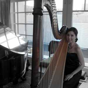 Dr. Anastasia Pike, Harpist - Harpist in New York City, New York