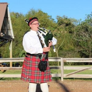 Dr. Bagpipe - Bagpiper / Classical Pianist in Austin, Texas