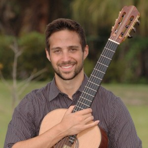Dr. Erol Ozsever (Dr. Oz) - Classical Guitarist in Bradenton, Florida
