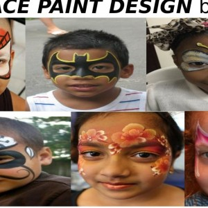Face Paint Designer
