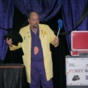 Dr. Funny Bone - Children's Party Magician / Magician in Mays Landing, New Jersey