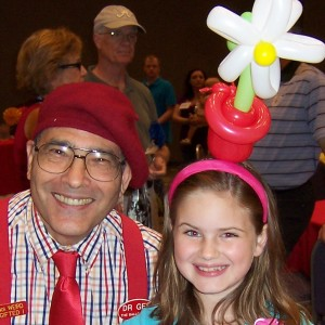 Dr. GEE's Magic and Balloons - Balloon Twister / Outdoor Party Entertainment in Mobile, Alabama