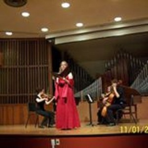 Dr. Heather Nelson - Classical Singer in Springfield, Missouri