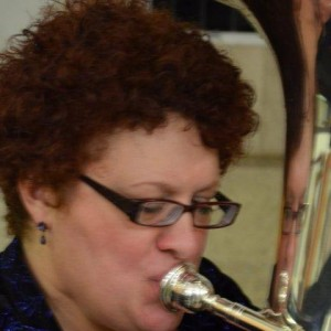 Dr. Janet Tracy, Tuba - Brass Musician in San Antonio, Texas