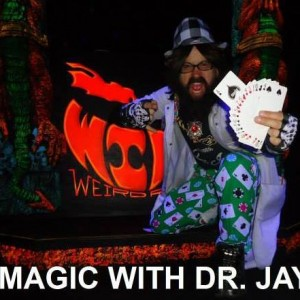 Dr. Jay - Magician / Holiday Party Entertainment in Edmonton, Alberta