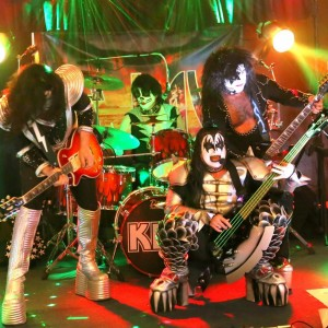 Dr. Love (PDX) - KISS Tribute Band in Portland, Oregon