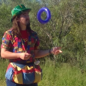Dr. Rainbow - Balloon Twister in Nacogdoches, Texas