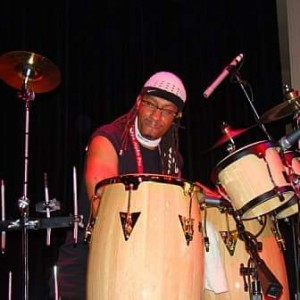 "Dr. Scottie ""mudbone"" Jones - Percussionist in Fort Worth, Texas"