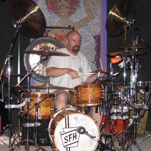 Dr. Shaun F. Hedgepeth - Drummer in San Antonio, Texas