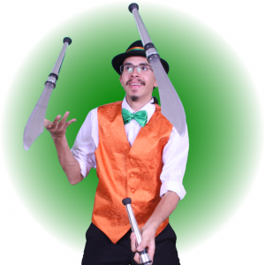 Draco the Juggler - Juggler / Comedy Magician in San Jose, California