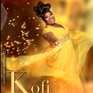 Drag Diva Kofi - Tribute Artist in Houston, Texas