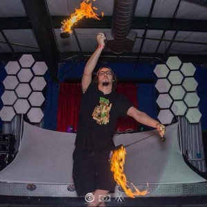 Dragneel - Fire Performer in Tampa, Florida