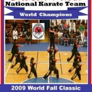 Dragon Force National Karate Demo Team