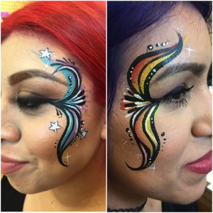 Dragon Lily Art - Face Painter / Outdoor Party Entertainment in Rialto, California