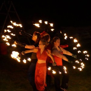 DragonSteps Performing Arts Group - Fire Dancer in Seattle, Washington