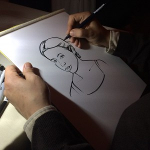 Drawn Together NYC - Caricaturist in New York City, New York