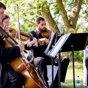 Dream City Strings - String Quartet / Wedding DJ in Milwaukee, Wisconsin