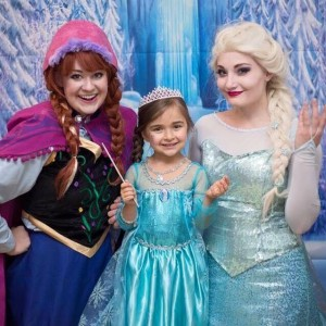 Dream Entertainers - Princess Party in Richmond, Virginia