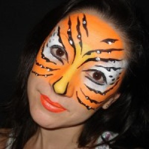 Dream Face Art - Face Painter / Body Painter in Chantilly, Virginia